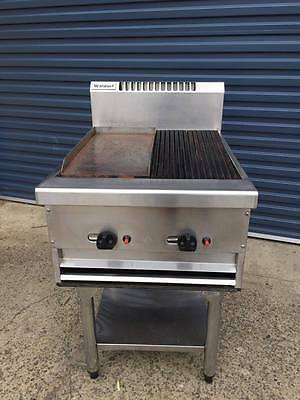 WALDORF Griddle and Chargrill Combination