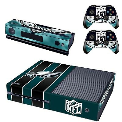 Xbox One S Slim Skin Carson Wentz Eagles Vinyl Skin Stickers Decals For Console Video Game Accessories