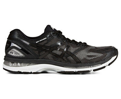 ASICS Men's GEL-Nimbus 19 Shoe - Black/Onyx/Silver