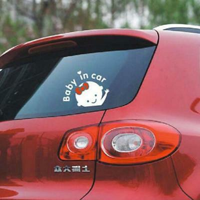 Baby On Board Auto Vinyl Decal Truck Car Sticker Baby In Car