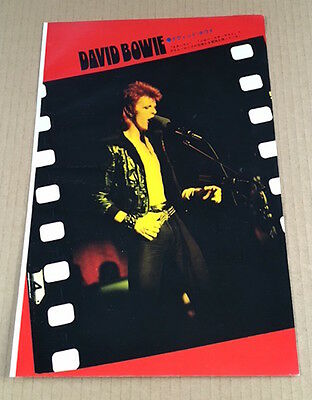 1973 David Bowie JAPAN magazine page / photo pinup / mini poster clipping db3m