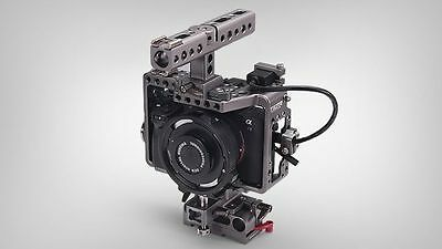 TILTA ES-T17 Camera form-fitted cage for Sony A7,A7II,A7S,A7SII,A7R,A7RII+rods