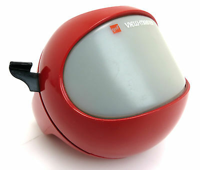 GAF View Master 3D Model K 11 SPACE RED ROT Stereo Viewer Stereobetrachter bo163