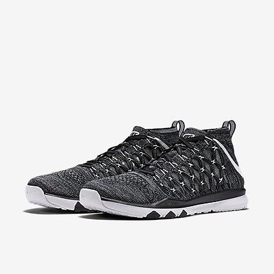 new arrival d1a6f 0d433 ... wholesale nike train ultrafast flyknit mens trainers shoes 843694 002  black eed20 6618e