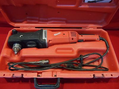 Milwaukee 1680-20 Super Hawg 1/2'' Right Angle Drill With Case