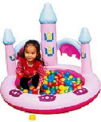 Chad Valley Princess Ball Pit And Pool Design For Some Royal Role Play Fun NEW