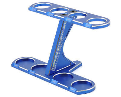 Revolution Design Ultra Shock Stand TC Blue RDRP0222-BLU