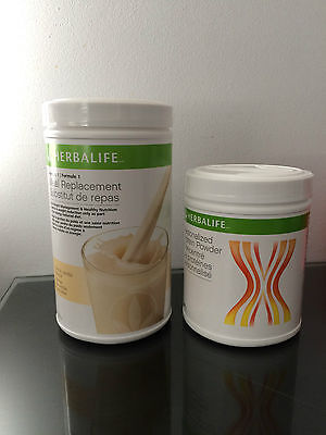 Herbalife Formula 1 Shake Mix And Personalized Protein Powder Free Shipping