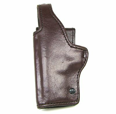 Leather Holster fits GLOCK 17 22 31 Left Hand
