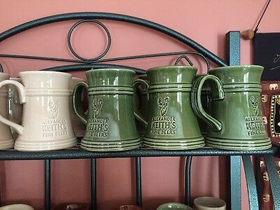 20 Alexander Keith Mugs In 3 Different Colors