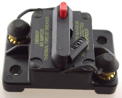 Bussman 185060 DC Thermal Circuit Breaker 42V 60A Surface Mount