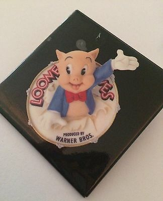 Porky Pig Button