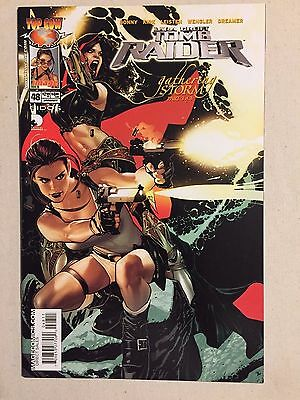 Tomb Raider #48 Near Mint/nm 9.4 Adam Hughes Movie Coming