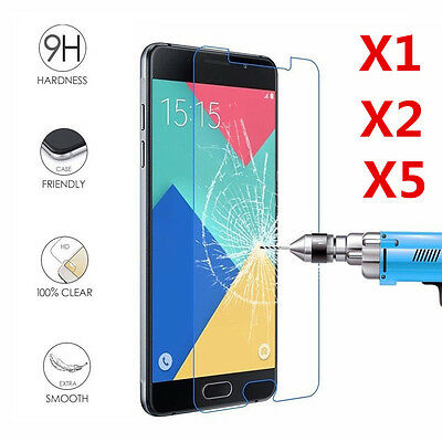1X2X5 9H+ Premium Tempered Glass Screen Protector For Samsung Galaxy Smart Phone