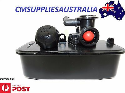 Briggs and Stratton Carburetor and Tank Complete, Sprint, Classic, 9 Series
