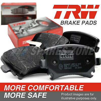 4 pcs Front TRW DISC BRAKE PADS For MITSUBISHI Lancer CH ES 2.4 Incl VR-X