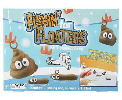 Fishin' For Floaters Fishing Game