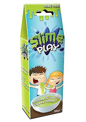 Gelli Baff Slime Play gunky GREEN 50g 1 2 3 6 Packs
