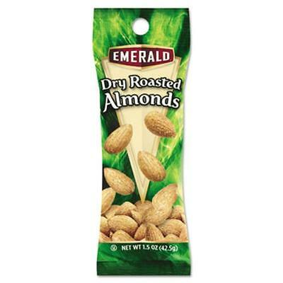 Diamond Food 84017 Dry Roasted Almonds, 1.5 Oz. Tube Package, 12/box