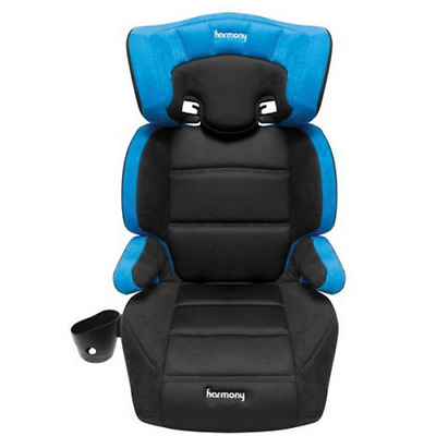 Harmony 0303004DSP Deluxe Comfort Booster Car Seat