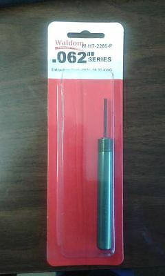 "W-HT-2285 Tool Extraction 14 AWG for .062"" Diameter Pins Waldom In Package"