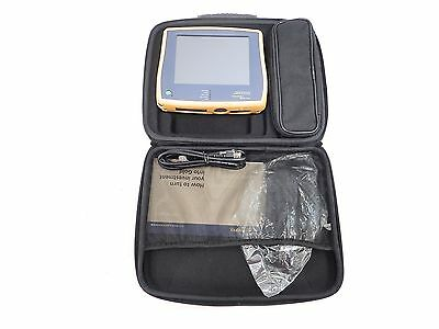 Fluke Network EtherScope Series II Network Assistant Cable Tester w/ Case