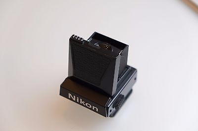 NIKON Waist-Level Finder DW-3 ViewFinder For F3 Body, Mint condition.