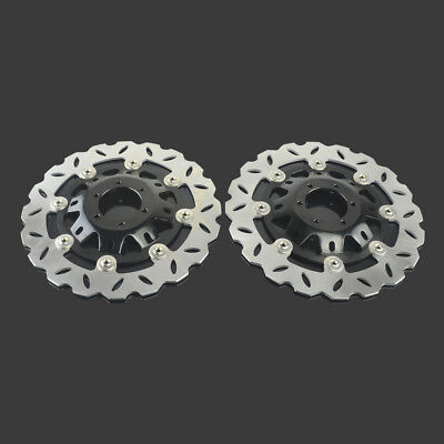 For Honda CBR250RR MC22 NSR250RR MC18 MC21 MC28 Floating Front Brake Disc Rotor