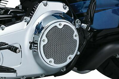 Tapa Embrague Para Harley-Davidson® Twin Cam '99-'17 Mesh Derby Cover Chrome