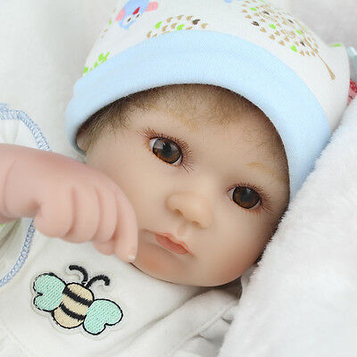 16 Lifelike Newborn Baby Girl Realistic Reborn Baby Doll Uk Kids Gifts