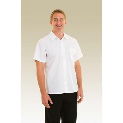 Chef Works White Utility Cooks Shirt - All Sizes