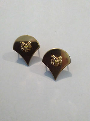 American Army Specialist Rank Pin (Set of 2)