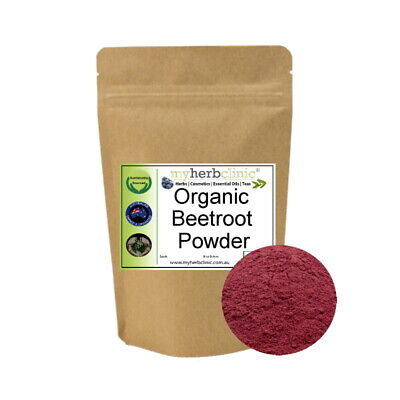 Beetroot Powder ~ Certified Organic ~ Naturopathically  Prepared ~ The Real Deal