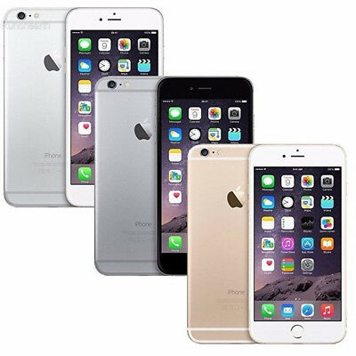 New Sealed APPLE iPhone 6 16GB 64GB 128GB 4G LTE Factory Unlocked Smartphone
