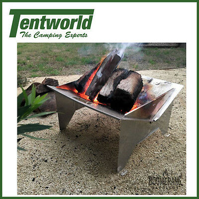 Boomerang Flat Pack Fire Pit