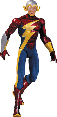 DC Comics - Earth 2 The Flash (Jay Garrick) Action Figure-DCCJAN140393