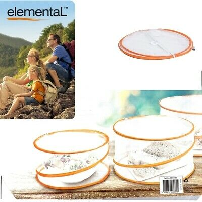 Elemental Mesh Compact Food Covers 3 Pack GMA1353