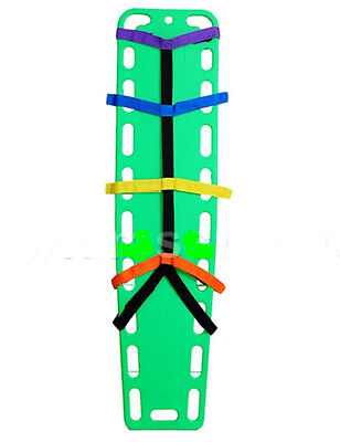 Spider Strap for spine board and stretcher of 1pc