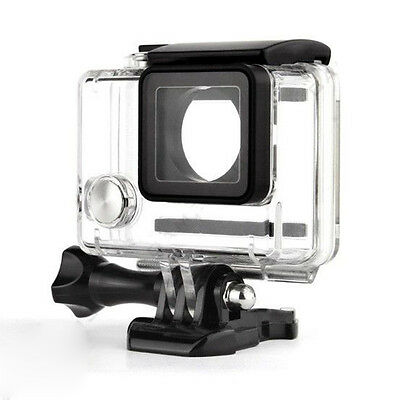 Underwater  Waterproof For GoPro Hero 4  Diving Protective Cover Housing Case