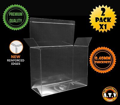 Vinyl Box Case Protector for FUNKO POP 2 PACK SETS