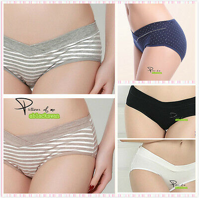 LUCKY BAG 1pc Low-Waist Soft Cotton Panties Briefs Women Underwear M - XXL NWT