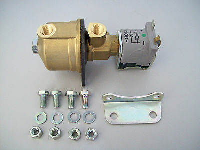 LPG Under bonnet Bowel Gas Lock Off Solenoid Valve & Filter