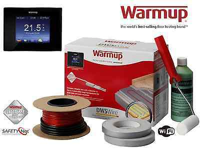 Warmup Underfloor Heating Loose Wire DWS KITS All Sizes in this Listing