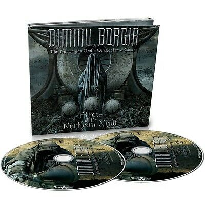 Dimmu Borgir - Forces Of The Northern Night  2 Cd New+