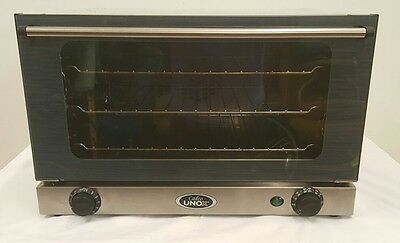 CADCO UNOX OV-350 Counter Top Commercial Electric Convection Oven