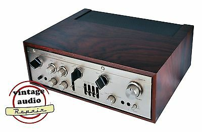 Awesome Luxman L309 amplifier