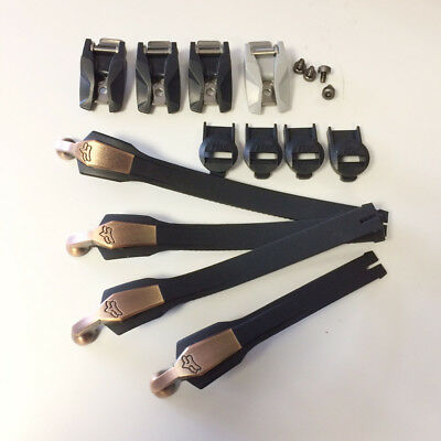 NEW Fox - Boot Spares - Strap/Buckle/Pass/Reciever Kit - Instinct Off Road - Cha