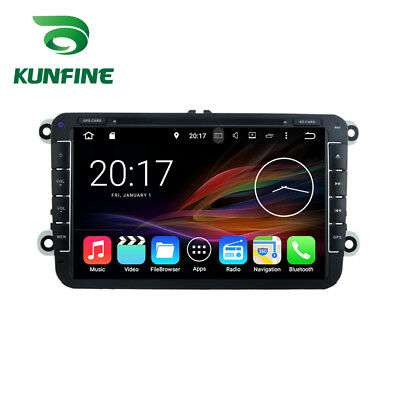 Android 6.0 Octa Core Car Stereo DVD GPS Navigation Player For VW GOLF/POLO