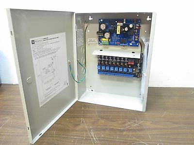 Altronix AL400ULACM Power Supply 8 Fused Outputs/Access Power Controller NEW