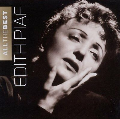 Edith Piaf - All the Best (2011)  2CD  NEW/SEALED  SPEEDYPOST
